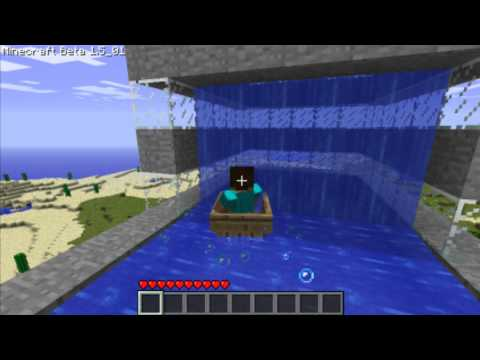 Best Minecraft Waterslide EU+Universe