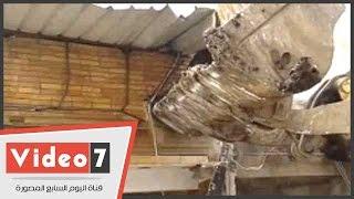 بالفيديو..رئيس حى ثان المحلة: أخطرنا أصحاب المحال المخالفة قبل إزالتها