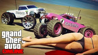 BANDITO ADVENTURES! NEAKSY RAGING!! || GTA 5 Online || PC (Funny Moments)