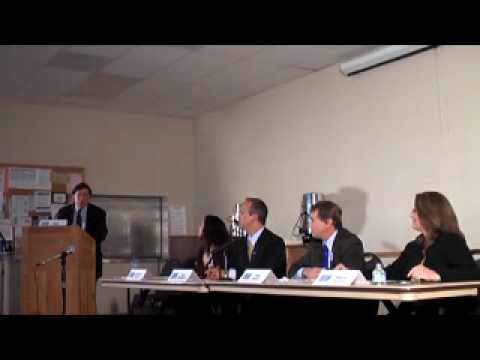 ACLU District Attorney Debate, Part 1 of 11