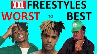 download lagu Ranking The 2017 Xxl Freestyles - Worst To Best gratis