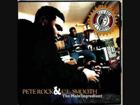 Pete Rock & CL Smooth  All The Places