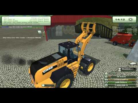 Farming Simulator 2013   Best Way To Feed Cows