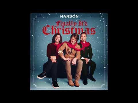 HANSON - Finally It's Christmas MP3