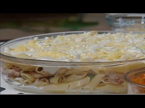 مكرونة بشاميل بالدجاج | الشيف #غفران_كيالي من برنامج #هيك_نطبخ #فوود