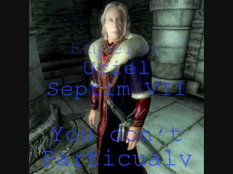 Ten Most Annoying People in Oblivion.