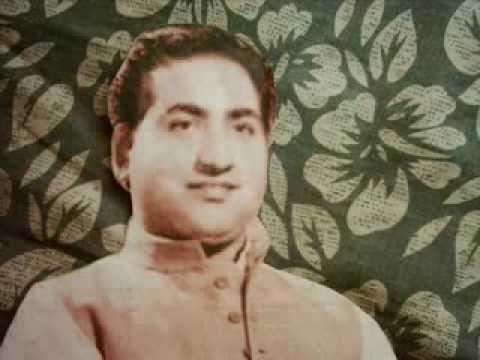 Mohammad Rafi Kisi Ki Yaad Mein Payi Hai