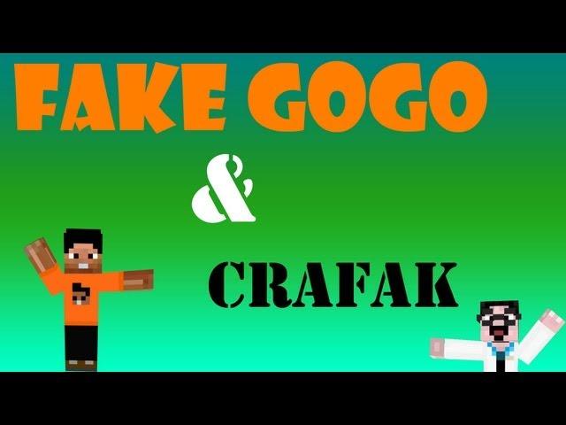 Falošný GoGoManTV a rozhovor s Crafákom! ;-)  [HD]
