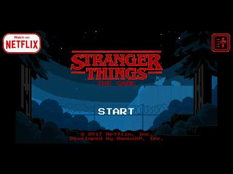 Stranger Things: The Game (Android Gameplay)