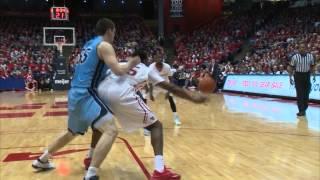 Dayton Men's Basketball Postgame - Rhode Island