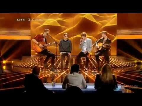 Wasteland - Fact Fiction. X Factor Dk 2013 Liveshow 5 video