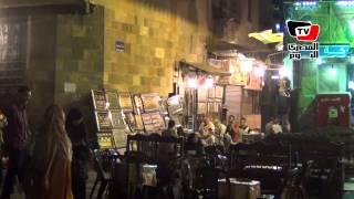 القاهرة الفاطمية ترقص على إيقاعات الهيب هوب