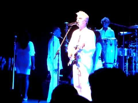 David Byrne - Life During Wartime 10 December 2008 Charlotte, NC