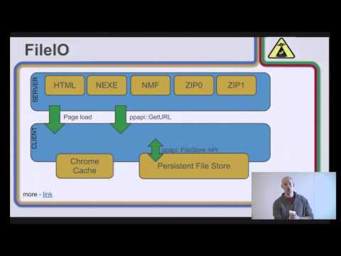 GDC 2012: Porting your game to NaCl