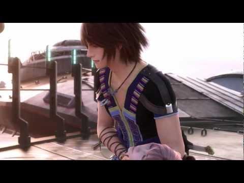 FFXIII-2 CGI cutscenes (HQ remastered)