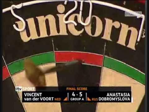Grand Slam '09 - Vd Voort - Anastacia part 4