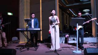 真的爱你 - Danz Event Entertainment ( 4 piece band )