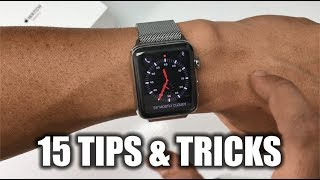 15 Best Tips & Tricks for Apple Watch Series 3