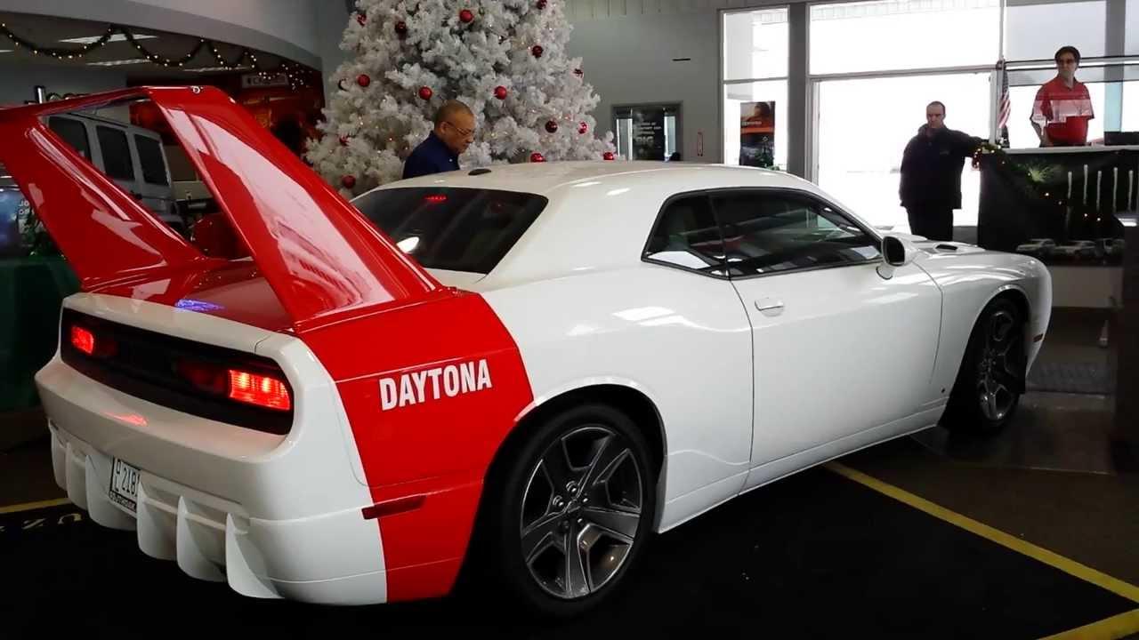 Custom 2013 Daytona Challenger R T South Oak Dodge