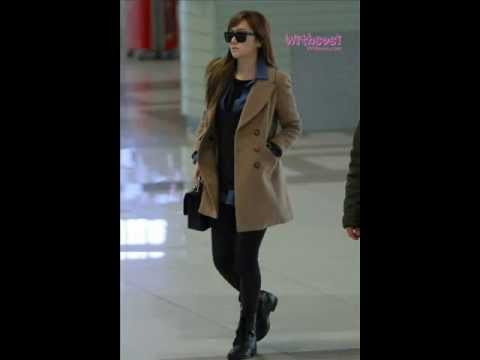 Snsd Airport Fashion Ranking Airport Fashion Rank