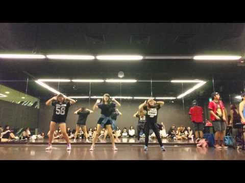 140815 KPOP Dance Off Vol 54: Bestie - Hot Baby