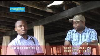 Première voiture arrivée en RD Congo et en Afrique Centrale