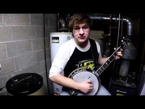"Banjo Cover of, ""Baba O'Riley,"" by The Who"