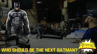 Robert Pattinson Playing Batman Reaction + Who Should Play The Character Instead?