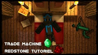 How to make a trade machine in minecraft