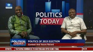 APC, PDP Debate Obasanjo's Comments, Tinubu's Reply Pt.2 |Politics Today|