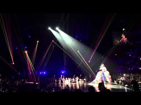 Katy Perry - Firework, Live In Prague  O2 Arena, 23.2.2015 video