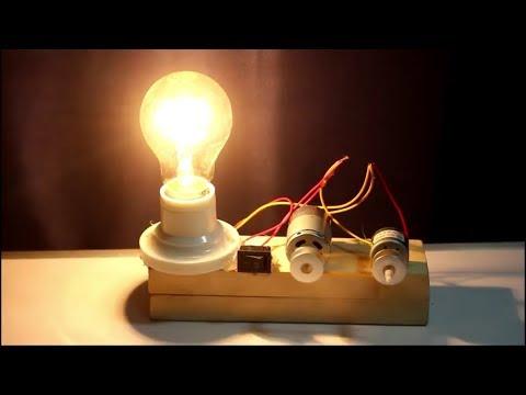 Free Energy Light Bulb 230V thumbnail