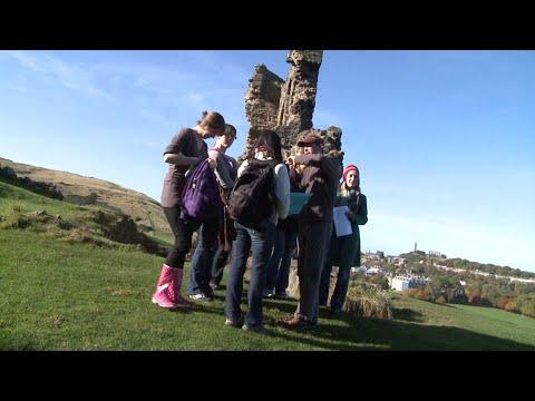 Edinburgh life: student life in the city