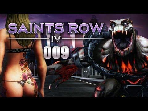 SAINTS ROW IV #009 - Fahrzeug-Surfing auf dem Tronmobil [HD+] | Let's Play Saints Row 4