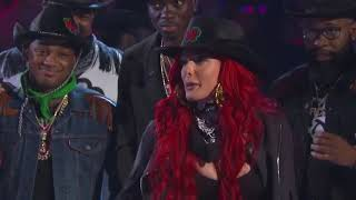 Justina Valentine Heats Up the Ring w  Kandie   Wild  N Out   #GotDamned