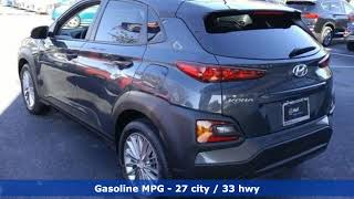 New 2019 Hyundai Kona Newport News VA Norfolk VA, VA #11190056