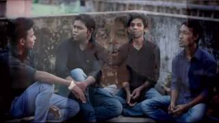 Pindare Polasher Bon ( পিন্দারে পলাশের বন ) by 'Ahornish'  ( অহর্নিশ )  Official video