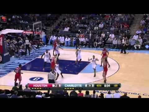 NBA - Rockets vs. Bobcats Highlights - All Sport News