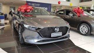 2019 Mazda 3 G25 GT In Depth Tour Interior and Exterior