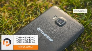 "Видео обзор смартфона Lenovo A916, характеристики, обзор от интернет-магазина ""Патифон""."