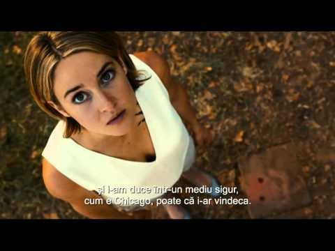 Trailer Seria Divergent: Allegiant - Partea 1 (The Divergent Series: Allegiant) Subtitrat