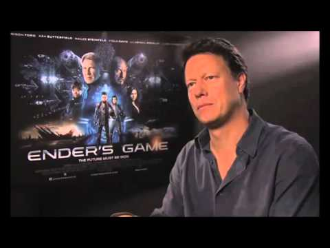 "Gavin Hood Talks ""Ender's Game"" & Orson Scott Card Controversy On TMAS"