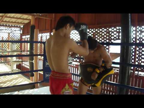 Bangkok Muay Thai Camp Training (Awesome) Image 1