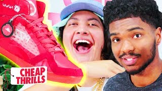 D.I.Y. Pizza Hut Pie Tops II w/ Victor Pope Jr. | Cheap Thrills