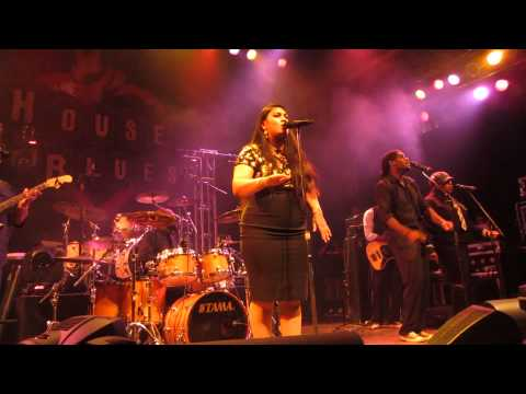 Aaradhna: Getting Stronger(Adeaze) & I Love You Too Live at HOB Sunset