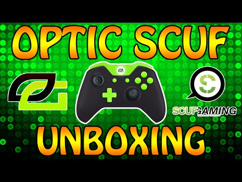 Optic Scuf One UnBoxing ScufGaming