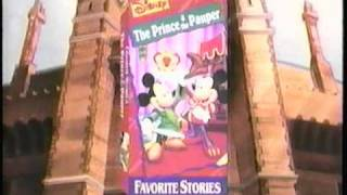 Opening to Winnie the Pooh: Sharing and Caring 1994 VHS