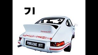 Bau den Porsche 911 Carrera RS #71