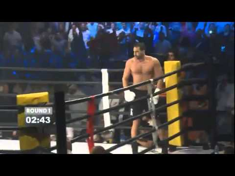 Badr hari vs Stefan leko 29.05.2014 بدر هاري يفوز بالضربة القاضية