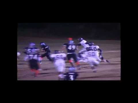 Piedmont Academy Football 08-09 (part 1).wmv